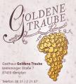 Gasthaus Goldene Traube